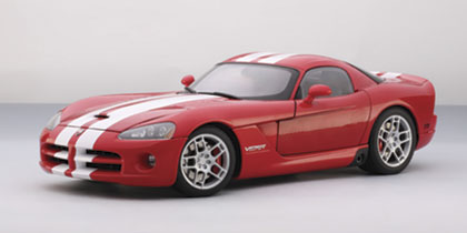 Dodge Viper SRT-10 Coupe 2006 Red No description