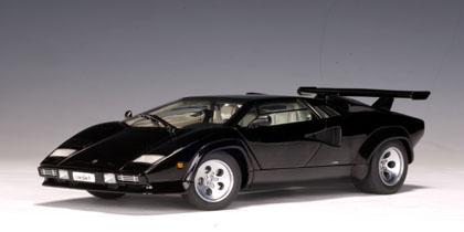 Autoart Lamborghini Countach Lp5000 S In Black Diecast Model Cars Other Review Compare