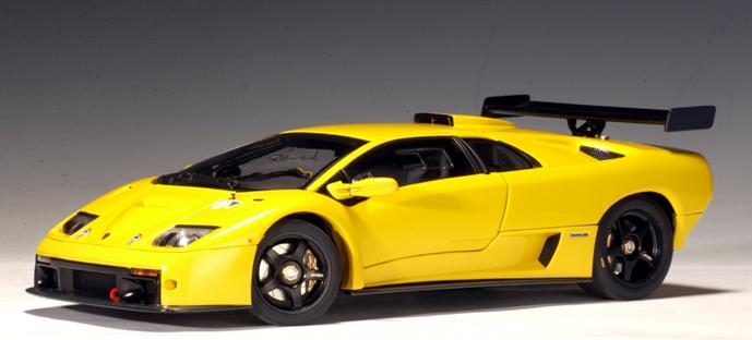 lamborghini diablo. Lamborghini Diablo GTR in