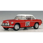 MGB GT MkII Rally 1964