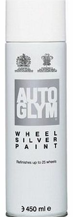 450ml Paint - Wheel Silver