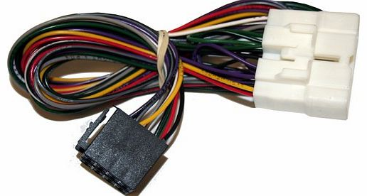 PC2-105-4 Car Audio Harness Adaptor Lead - Lexus IS200