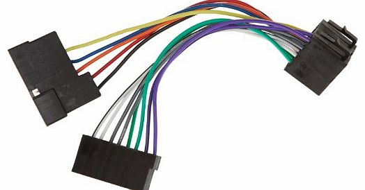 PC2-16-4 Car Audio Harness Adaptor Lead - Ford Escort Fiesta