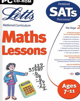 Avanquest Software Letts Maths Lessons Primary (Key Stage 2) (PC)