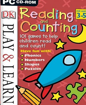Avanquest Software Play and Learn: Reading amp; Counting