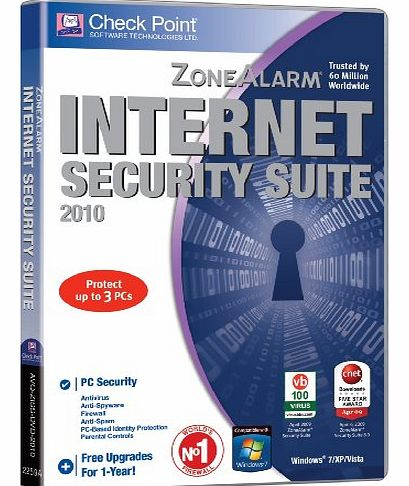 Avanquest Software ZoneAlarm Internet Security Suite 2010 ...