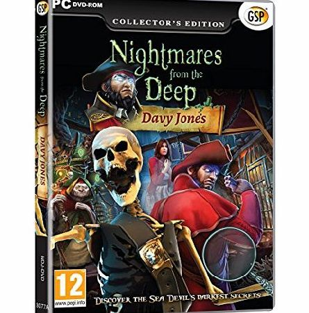 AVBZ9 Nightmares from the Deep: Davy Jones - Collectors Edition (PC DVD)