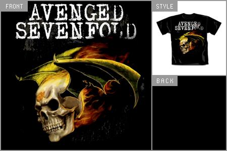 avenged sevenfold logo. Avenged Sevenfold (Logo)