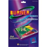 Avery AfterBURNER Matt CD-DVD Inkjet Case Inserts product image