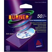 Avery AfterBURNER Presentation CD-DVD Sleeves product image
