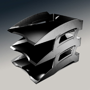 Avery Alpha Letter Tray product image