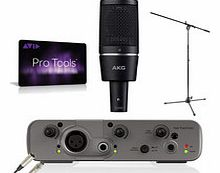 Pro Tools 11 Home Studio Bundle