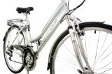 Viking Silverline Ladies City Bike 19