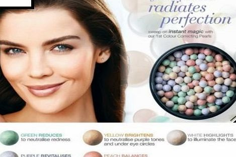 Avon  Colour Correcting Pearls even discolourations for a perfect complexion