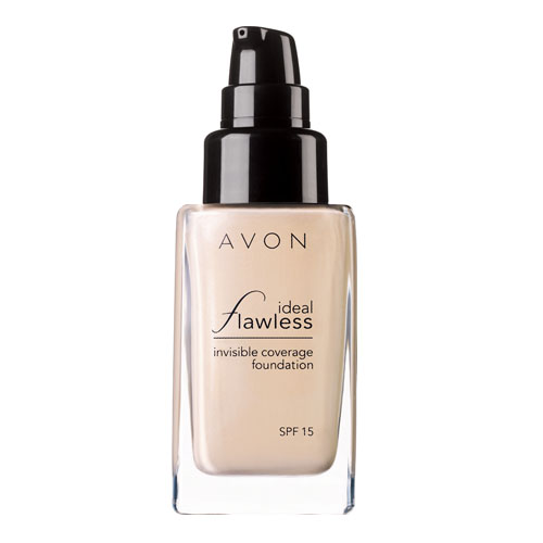 Ideal Flawless Invisible Coverage Foundation