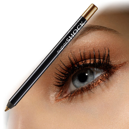 Luxe Lace Supershock Gel Eyeliner