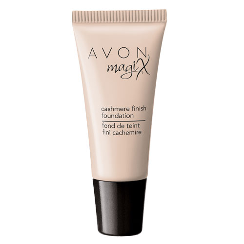 MagiX Cashmere Finish Foundation Trial Size