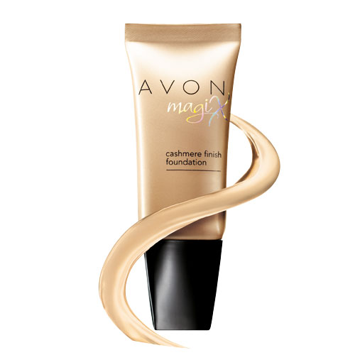 Magix Cashmere Finish Foundation