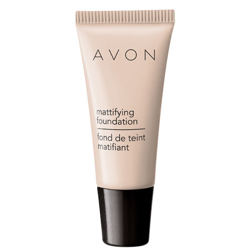 Mattifying Foundation Trial Size