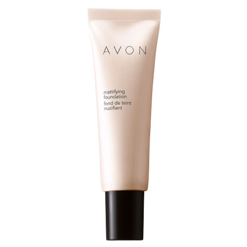 Mattifying Foundation