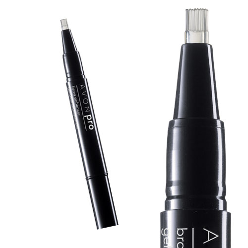 Pro Brow Enhancer in Light Brown