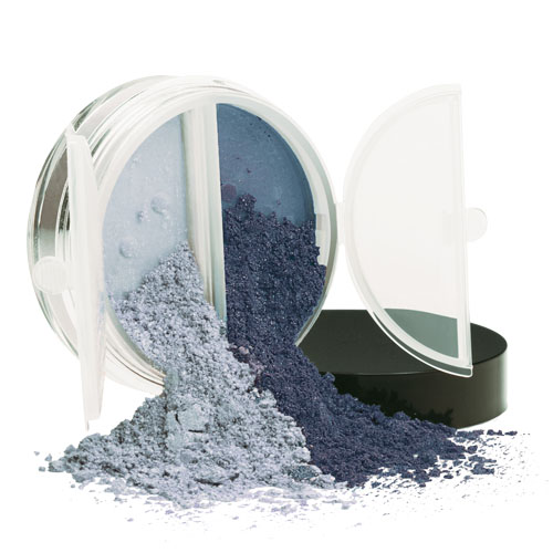 Smooth Minerals Eyeshadow Earthy Blues