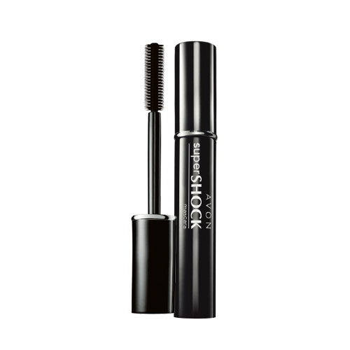 SuperShock Mascara in Black