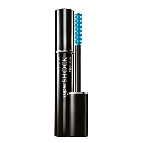 Supershock Waterproof Mascara - Black