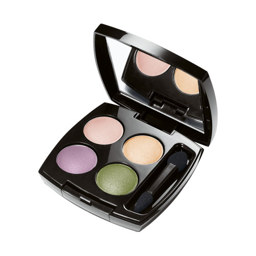 True Colour Eyeshadow Quad in Nocturnal