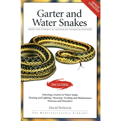 Garter and Water Snakes (Book)
