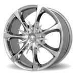 AP20 Chrome Wheels Only