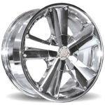 AP21 Chrome Wheels Only