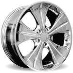 AP30 Chrome Wheels Only