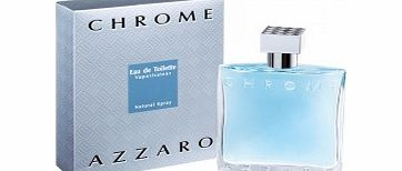 Azzaro Chrome is a sharp, fruity fragrance with a blend of crisp and tangy citrus notes. - CLICK FOR MORE INFORMATION