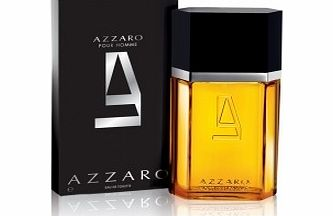 Azzaro Pour Homme is a spicy fragrance, blending amber, lavender, musk, sandalwood and basil. - CLICK FOR MORE INFORMATION