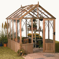 Wooden greenhouses reviews - Wooden staging for greenhouse ...