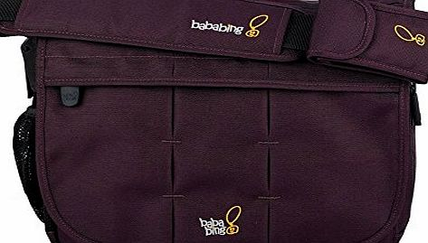BabaBing! BabaBing DayTripper Deluxe Changing Bag Berry