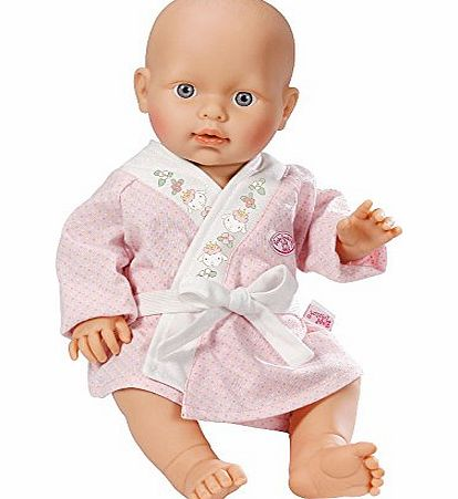 Baby Annabell Bath Set Doll Baby Annabell Bath set Interactive doll that cries, giggles and gurgles Can be taken into bath. AA batteries required With dressing gown and n (Barcode EAN = 4001167793152). - CLICK FOR MORE INFORMATION