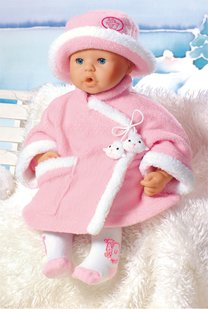 Baby annabell cold days outfit baby annabell changing bag baby
