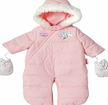 Baby Annabell Deluxe -in- Winter Set