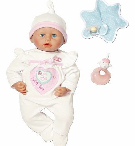 46cm function doll. Baby Annabell is just like a real baby with realistic features and she now react - CLICK FOR MORE INFORMATION