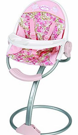 Baby Annabell Highchair - review, compare prices, buy online