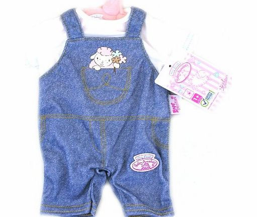 My First Baby Annabell Clothing.. . One Supplied. (Barcode EAN = 0620934325040). - CLICK FOR MORE INFORMATION