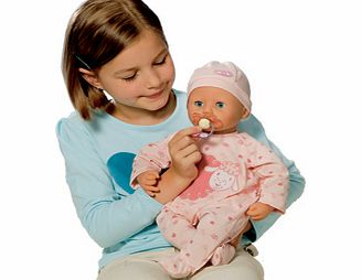 New Baby Annabell Doll