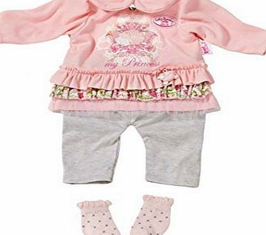 Baby Annabell Outfits On Hanger by Baby Annabell