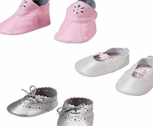 Baby Annabell Shoes (One Pair Supplied)