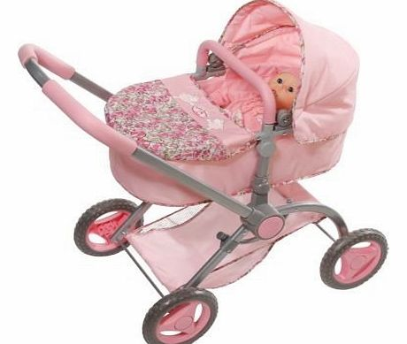 Special Baby Annabell 2-in-1 Fashion Pram --