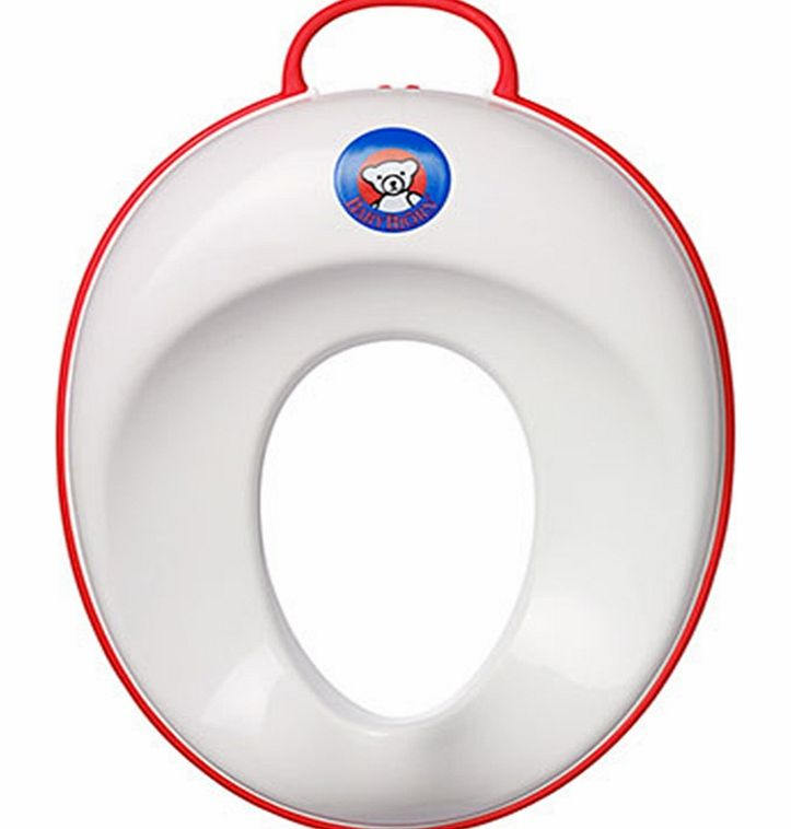 Baby Bjorn Toilet Seat Trainer White Red 2014 Review