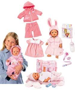 Changing Dolls