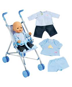 Doll Boy Outfit